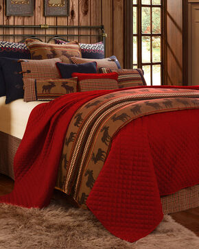 HiEnd Accents Bayfield 5-Piece Bedding Set - King Size, Multi, hi-res
