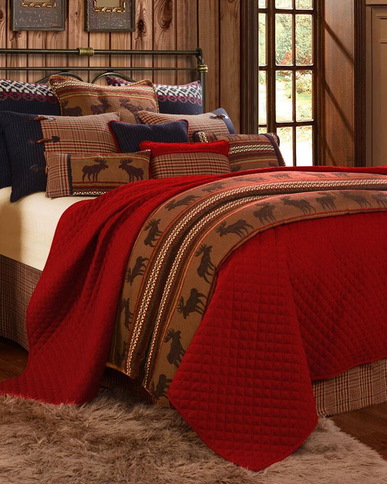 HiEnd Accents Bayfield 5-Piece Bedding Set - King Size, Multi, hi-res