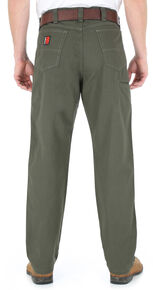 Wrangler Men's Riggs Technician Work Pants, Loden, hi-res