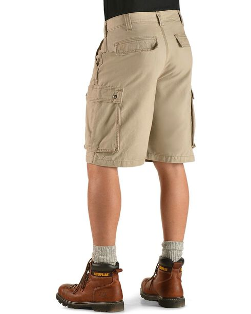 Carhartt Rugged Cargo Work Shorts, Tan, hi-res