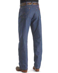 Wrangler 31MWZ Cowboy Cut Rigid Relaxed Fit Jeans - Big & Tall, Indigo, hi-res
