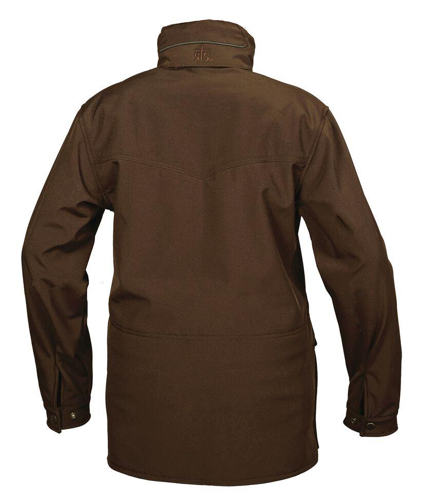 STS Ranchwear Men's Brazos Brown Jacket - Big & Tall - 2XL-3XL, Brown, hi-res