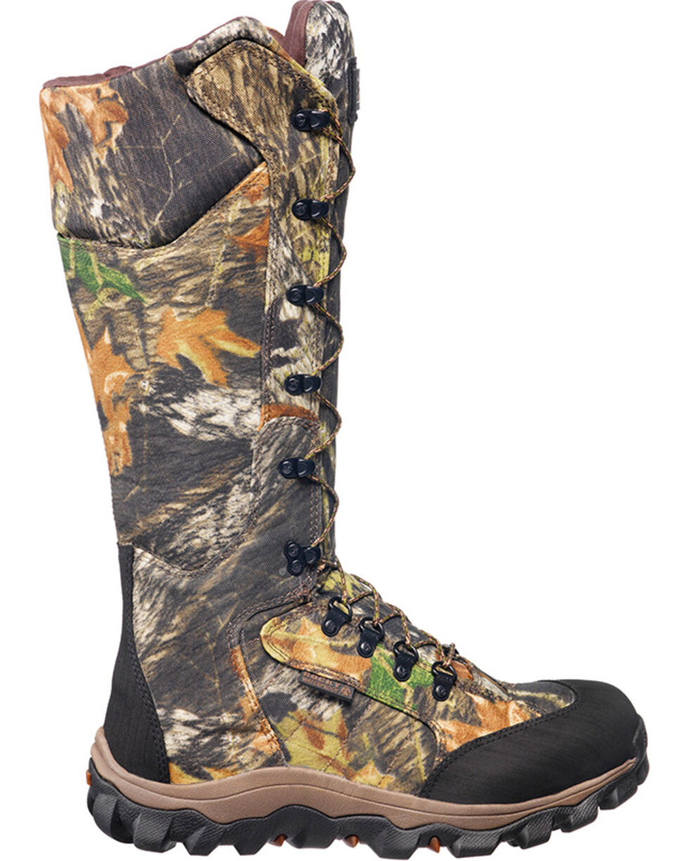 Rocky Men's Lynx Snakeproof Boots, Camouflage, hi-res