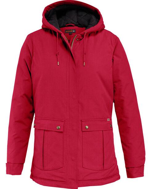Wolverine Women's Sedona Jacket, Red, hi-res