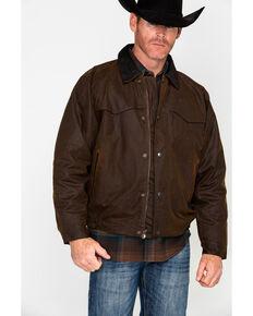 Outback Trading Co. Oilskin Jacket, Bronze, hi-res