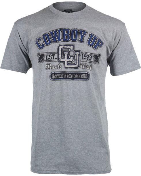Cowboy Up Men's Logo T-Shirt, , hi-res