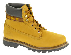 """Caterpillar Colorado 6"""" Lace-Up Work Boots - Round Toe, Golden, hi-res"""