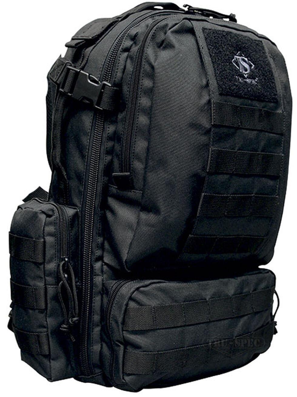 Tru-Spec Circadian Backpack, Black, hi-res