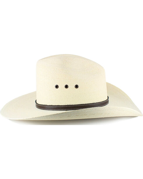 Atwood Men's Gus 7X Straw Cowboy Hat, Natural, hi-res