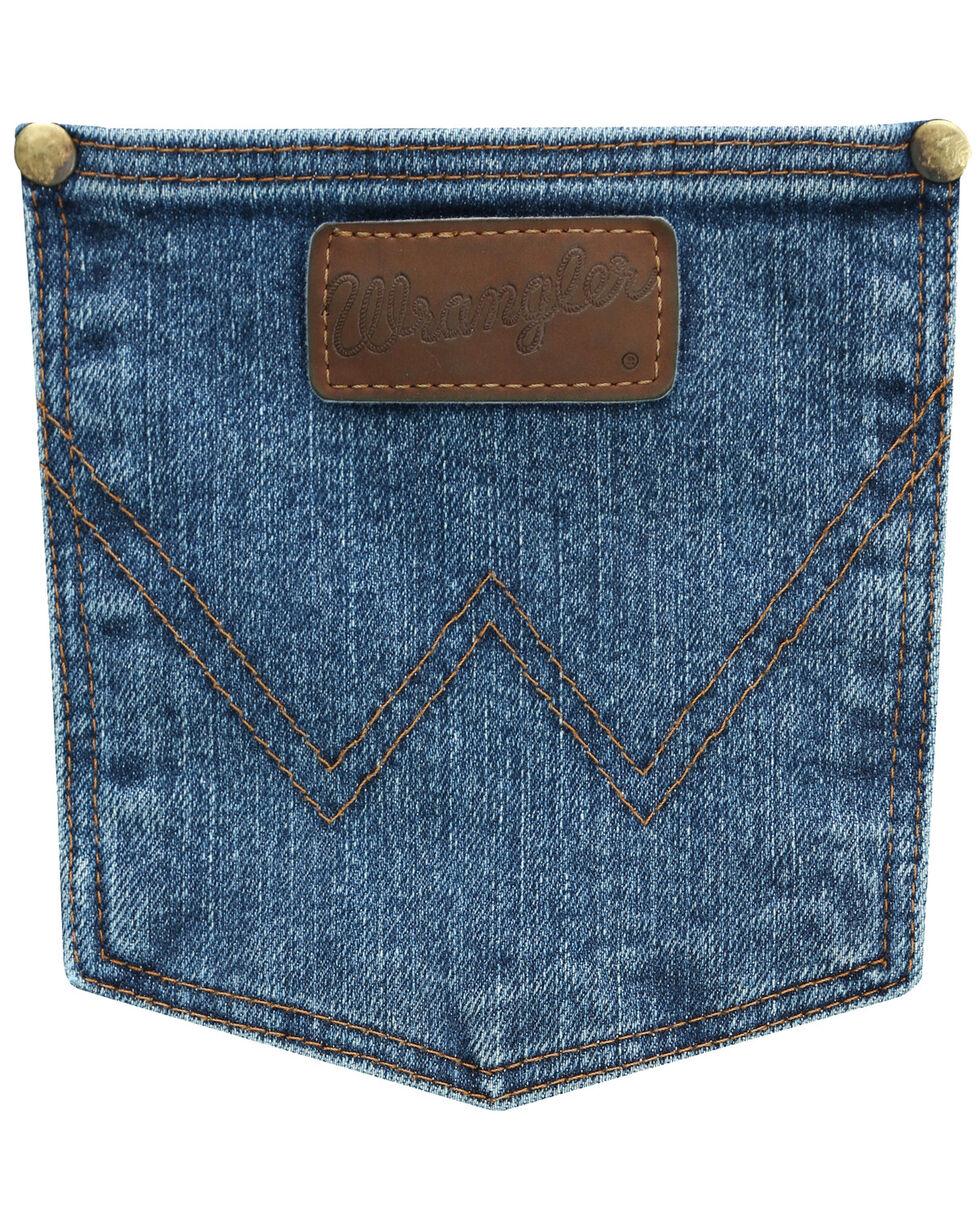 Wrangler Men's Premium Performance Cool Vantage Slim Fit Cowboy Cut Jeans, Indigo, hi-res