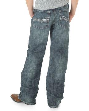 Wrangler Boys' (8-16) Indigo 20X NO. 42 Vintage Jeans - Boot Cut , Indigo, hi-res