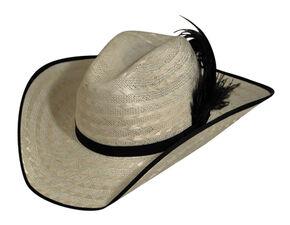 Renegade by Bailey Men's Layne Straw Cowboy Hat, Natural, hi-res