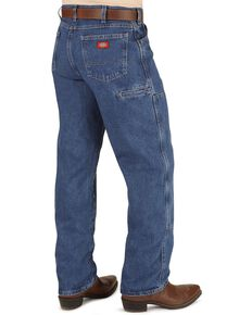 Dickies Relaxed Workhorse Jeans - Big & Tall, Stonewash, hi-res