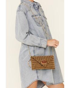 Mary Frances Women's Natural Handbag, Brown, hi-res