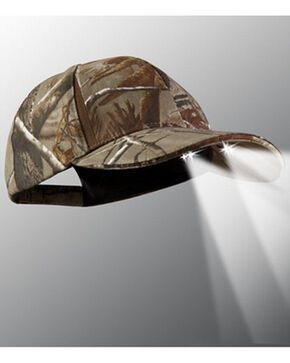 Panther Vision Men's RealTree Camo Lighted Powercap, Camouflage, hi-res
