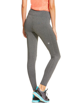 Ariat Women's Charcoal Circuit Leggings , Charcoal, hi-res