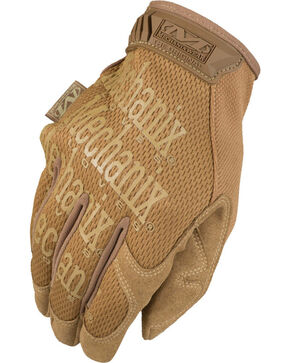 Mechanix Wear Original Coyote Tactical Gloves, Tan, hi-res