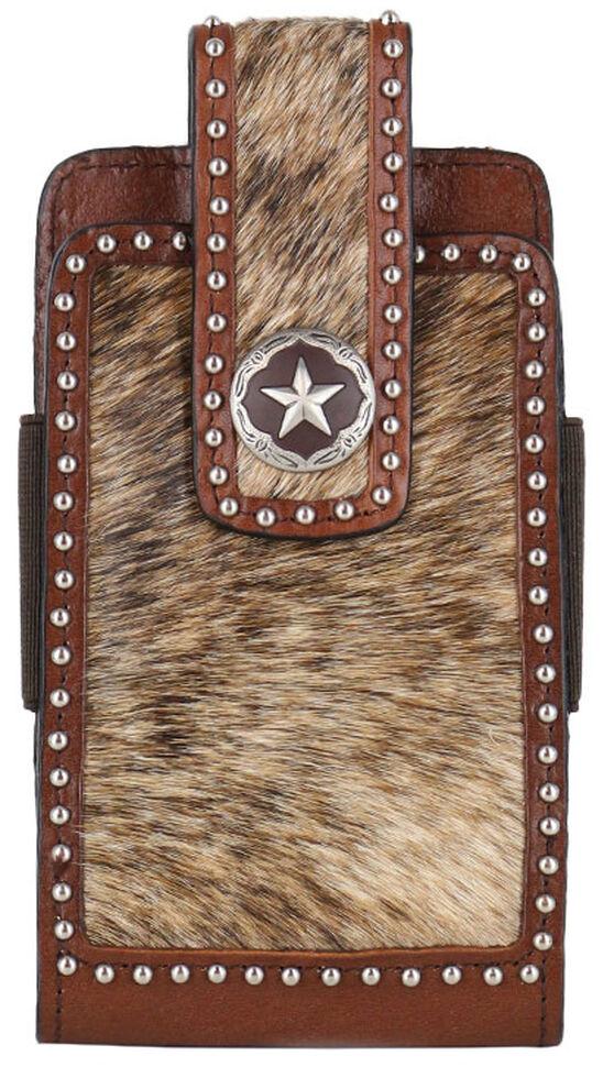 Cody James Brown Large Smartphone Holder, Brown, hi-res