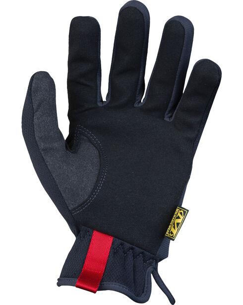 Mechanix Wear FastFit Work Gloves , Black, hi-res