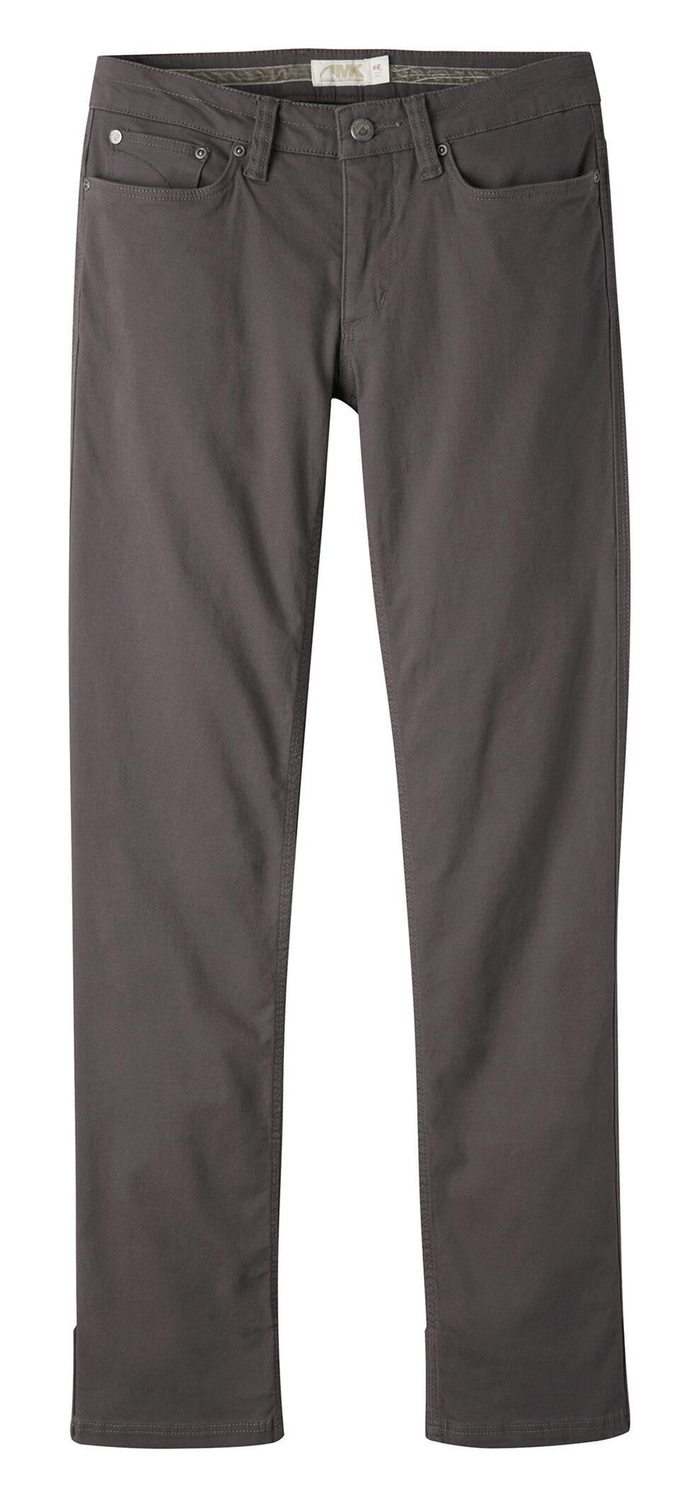 Mountain Khakis Women's Classic Fit Camber 106 Pants - Petite, Slate, hi-res