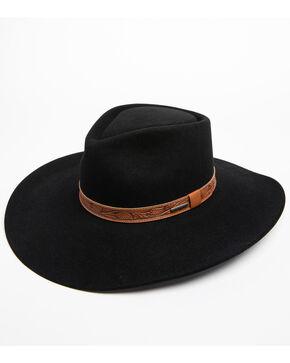 Stetson Men's Longmont 6x Felt Cowboy Hat, Light Grey, hi-res