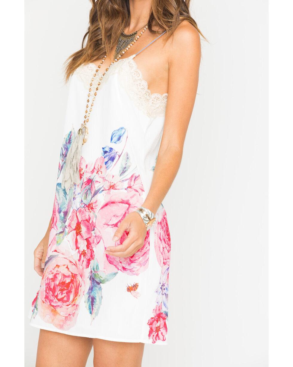 Aratta Women's Lea Mini Dress, White, hi-res