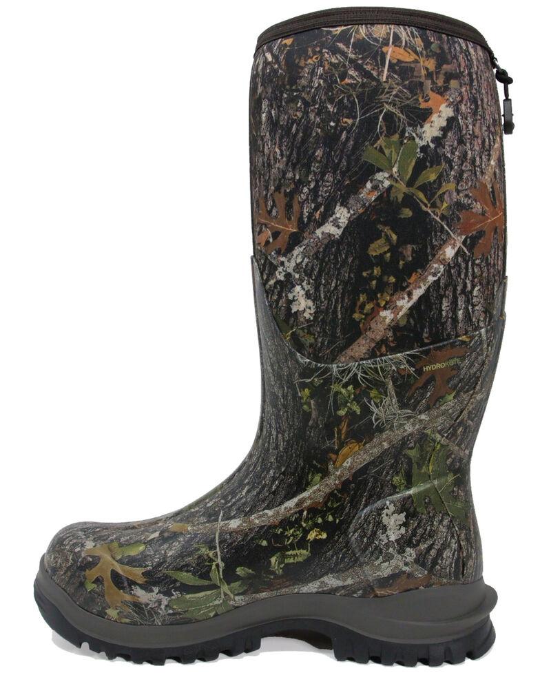 Dryshod Men's Shredder MXT Rubber Boots - Round Toe, Camouflage, hi-res