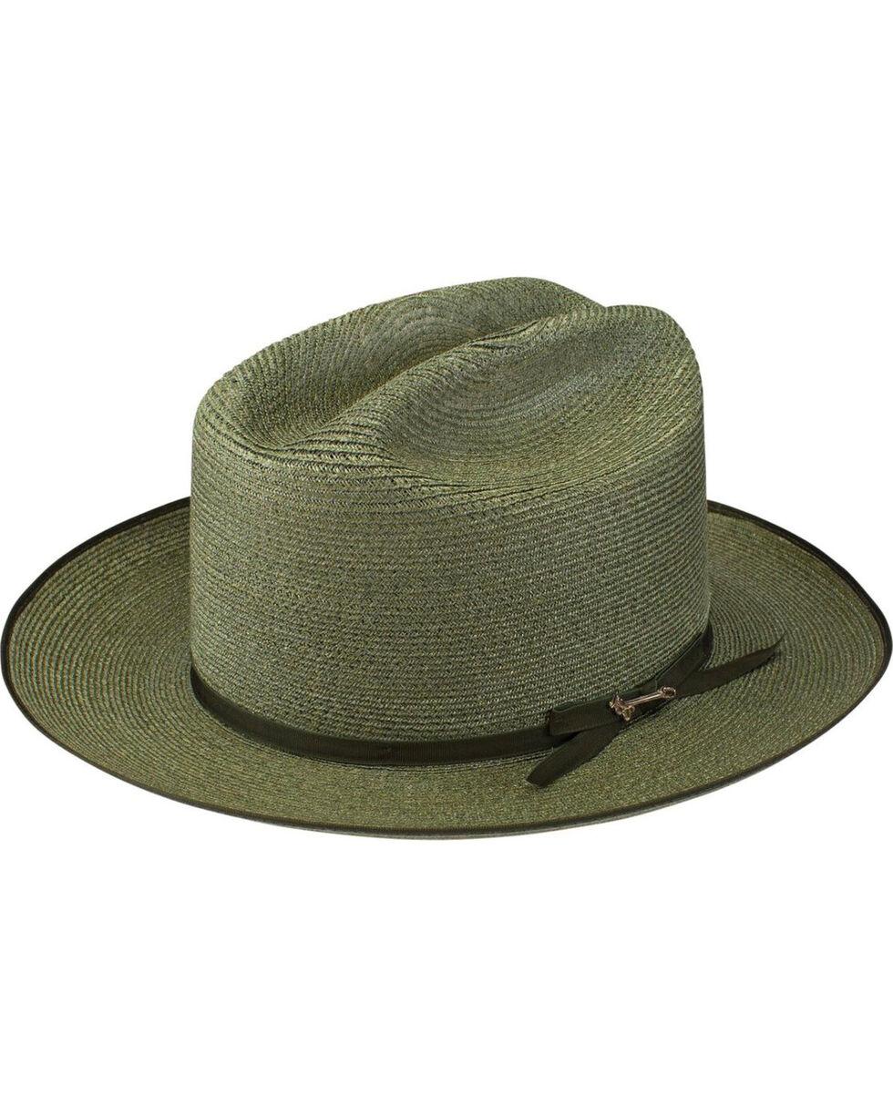Stetson Men's Sage Hemp Open Road Hat, Sage, hi-res