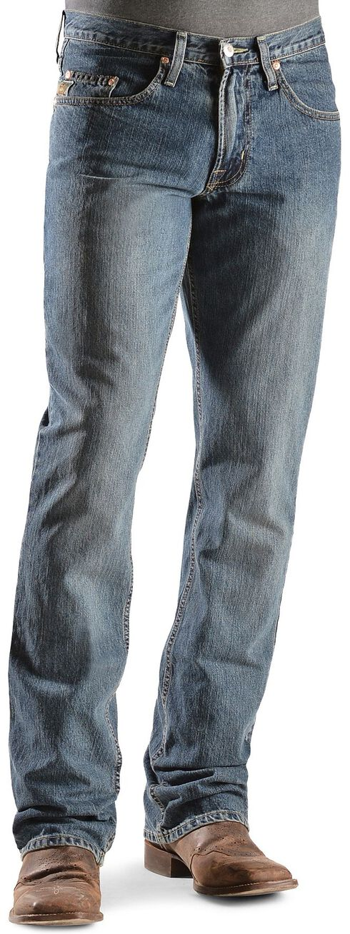Cinch Dooley Relaxed Fit Jeans, Indigo, hi-res