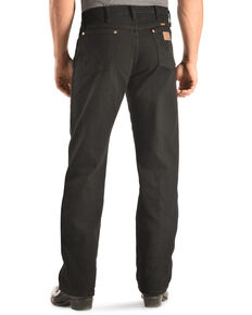 Wrangler 13MWZ Cowboy Cut Original Fit Jeans - Prewashed Colors, Shadow Black, hi-res