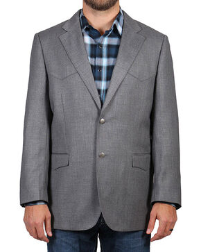 Cody James Men's Frisco Sport Coat , Grey, hi-res