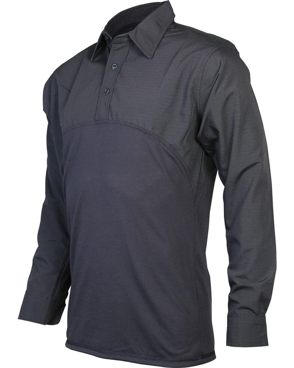 Tru-Spec Men's Tru Defender Long Sleeve Shirt, Black, hi-res