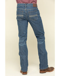 Cody James Men's Barn Burner Stretch Slim Straight Jeans , Blue, hi-res