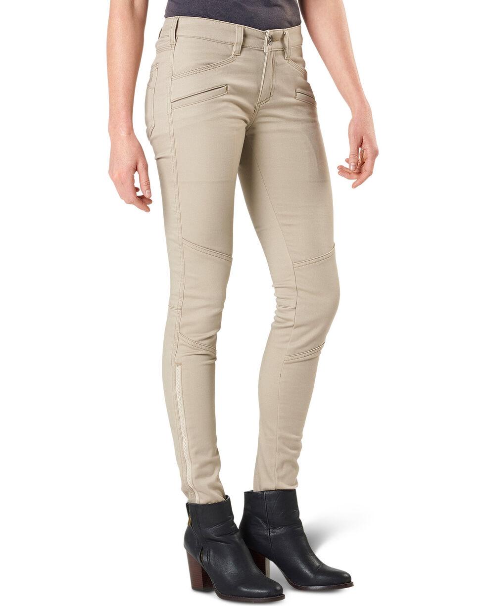 5.11 Tactical Women's Wyldcat Pants , Beige/khaki, hi-res