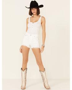 Levi's Women's Salt White Short Shorts, White, hi-res