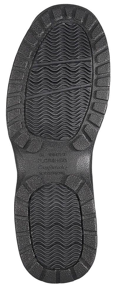 Florsheim Women's Polaris Canoe Oxfords Work Shoes - Composite Toe, Brown, hi-res