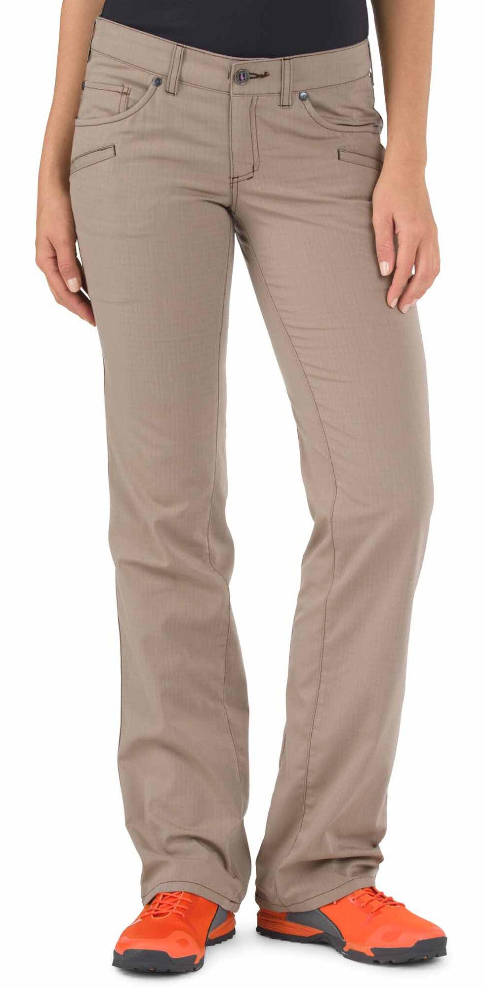 5.11 Tactical Women's Cirrus Pant, Stone, hi-res