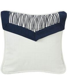 HiEnd Accents Kavali White Decorative Throw Pillow , Multi, hi-res