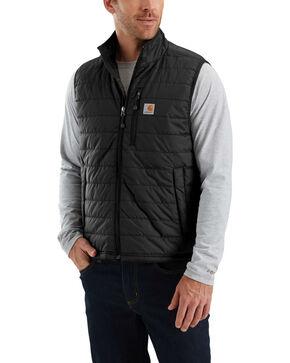 Carhartt Men's Gilliam Work Jacket - Big , Black, hi-res
