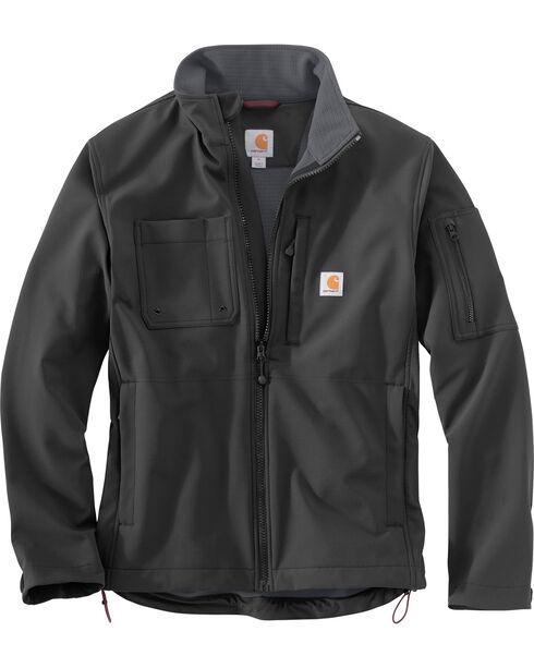 Carhartt Men's Roughcut Jacket, Black, hi-res