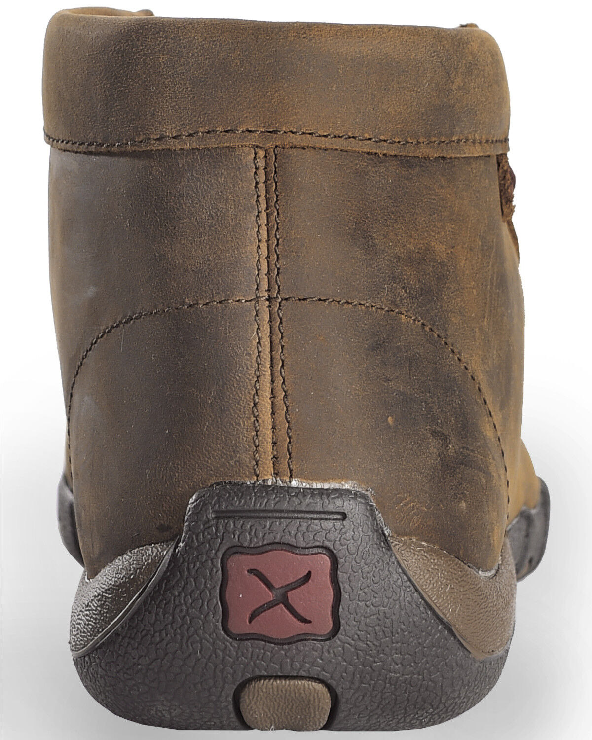 Driving Moc Work Shoes - Steel Toe
