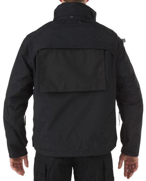 5.11 Tactical Valiant Duty Jacket - 3XL and 4XL, Black, hi-res