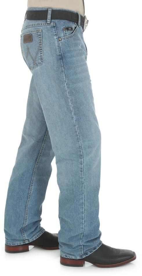 Wrangler 20X Cool Vantage Competition Fit Jeans - Ocean Blue, Denim, hi-res