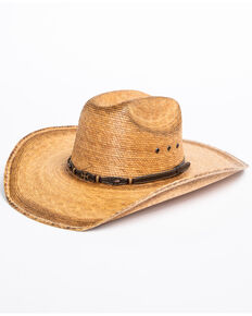cf2961446bbc2 Cody James Boys Toasted Palm Cross Cowboy Hat