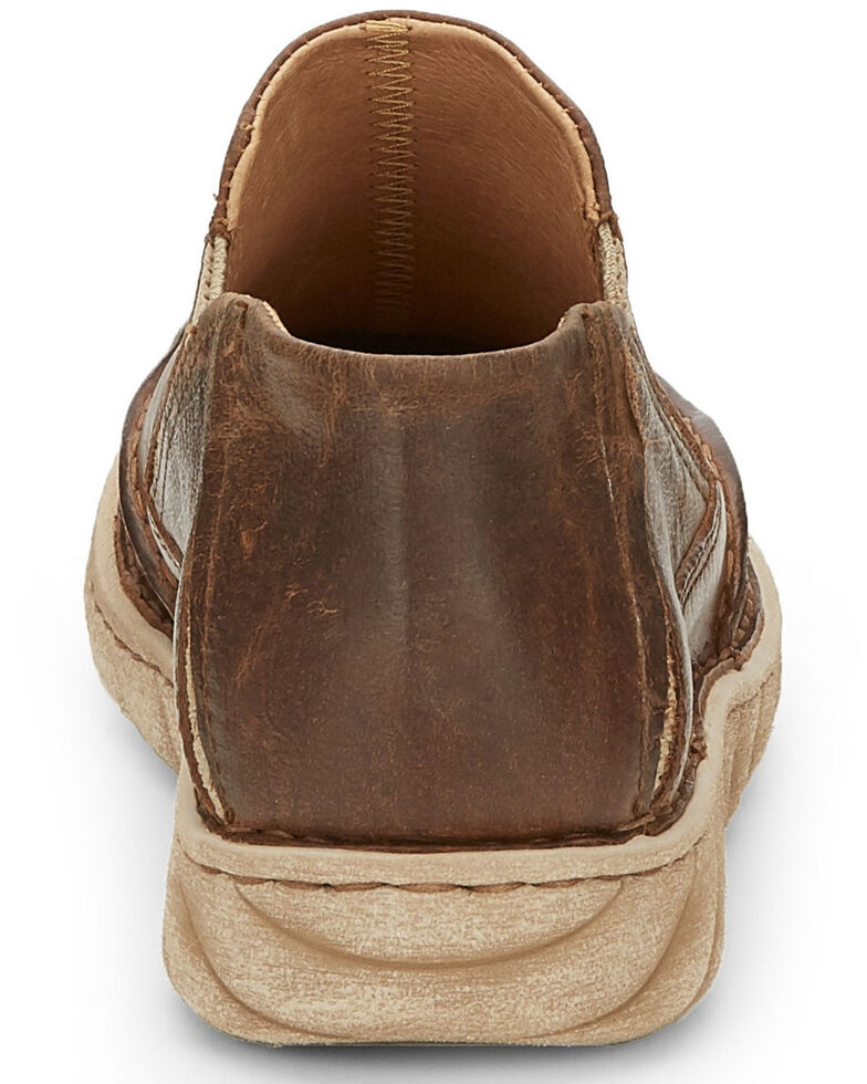 Tony Lama Men's Lorenzo Casual Shoes - Moc Toe, Tan, hi-res