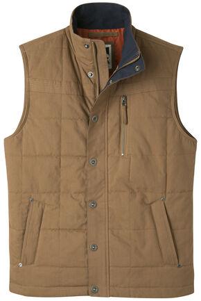 Mountain Khakis Men's Swagger Vest, Brown, hi-res
