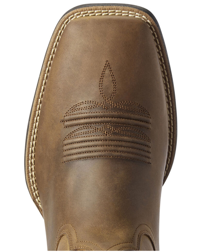 Wide Mens Boots