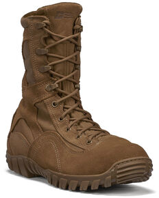 Belleville Men's C333 Hot Weather Hybrid Military Boots, Coyote, hi-res