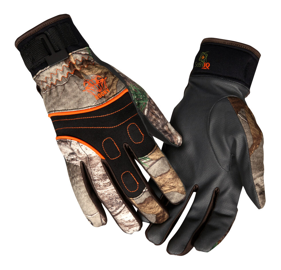 Rocky Realtree Xtra Camo RAM Griptech Gloves, , hi-res