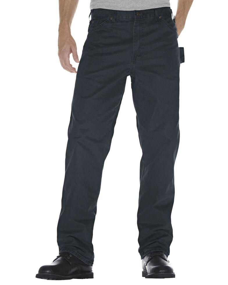 Dickies Sanded Duck Carpenter Jeans, Slate, hi-res